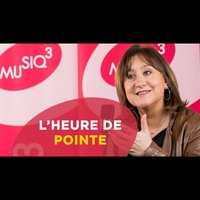 Logo of show L'heure de pointe