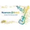 Logo de l'émission Nuances Brésil