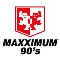 Logo de l'émission House 90' - Les Années Maxximum