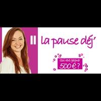 Logo de l'émission La pause dej'