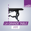 Logo de l'émission La Grande table d'été