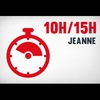 Logo of show Jeanne