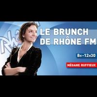 Logo de l'émission Le Brunch de Rhône FM