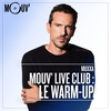 Logo de l'émission Mouv' Live Club - le warm-up