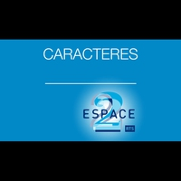 Logo of show Caractères
