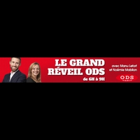 Logo of show Le Grand Réveil ODS