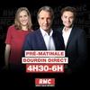 Logo de l'émission Bourdin Direct - 4h30-6h