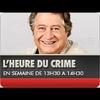 Logo of show L'heure du crime