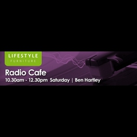 Logo of show The Radio Cafe