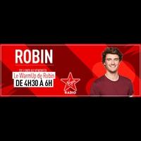Logo de l'émission Le Warm Up de Robin