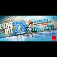Logo de l'émission Euro Hits List
