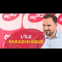 Logo de l'émission L'île paradisiaque