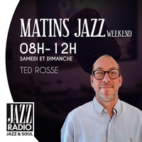 Logo of show Matins Jazz Week-End
