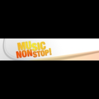 Logo de l'émission MUSIC NONSTOP!