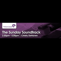 Logo of show Sunday Soundtrack