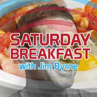 Logo of show Saturday Breakfast