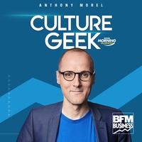 Logo de l'émission Culture Geek
