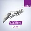 Logo de l'émission Création on air