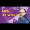 Logo of show MEN AT WORK