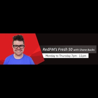 Logo of show RedFM's Fresh 50