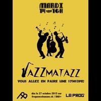 Logo of show Jazzmatazz