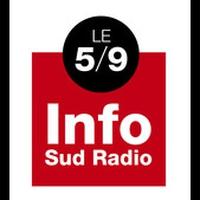 Logo of show le 5/9 Info Sud Radio
