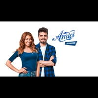 Logo of show Amici Stories