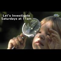 Logo de l'émission Let's Investigate