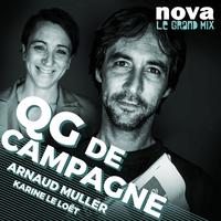 Logo of show QG de Campagne