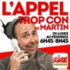 Logo of show L'appel trop con de Rire & Chansons