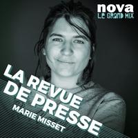 Logo of show La revue de presse de Marie Misset