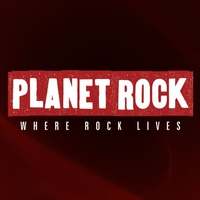 Logo of show The Planet Rock Jukebox