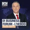 Logo de l'émission 01 Business Forum - L'hebdo