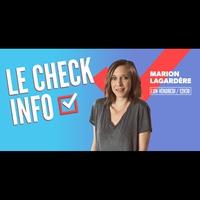 Logo de l'émission Le Check info