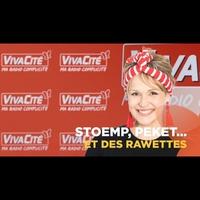 Logo de l'émission Stoemp, peket... et des rawettes