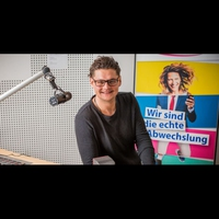 Logo of show Die Wetterhuber-Morgenshow