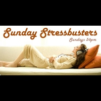 Logo of show Sunday Stressbusters with David Dennihy