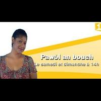 Logo de l'émission Pawòl an bouch