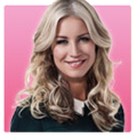 Logo of show Denise Van Outen