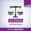 Logo of show Les Enjeux internationaux