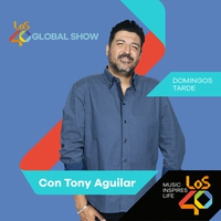 Logo of show LOS40 Global Show