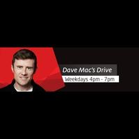 Logo de l'émission Dave Mac's Drive
