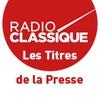 Logo de l'émission Les titres de la Presse