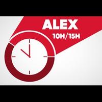 Logo of show 10h/15h