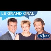 Logo de l'émission Le grand Oral