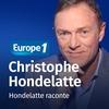 Logo de l'émission Hondelatte raconte