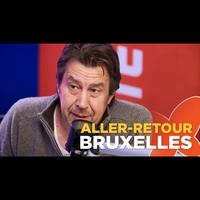 Logo of show Aller-retour Bruxelles
