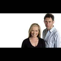 Logo of show Jo Good and Simon Lederman