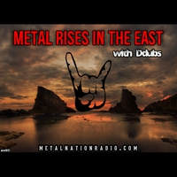 Logo of show Metal Rises In The East