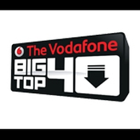 Logo of show Vodafone Big Top 40